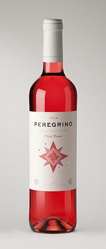 500 Peregrino Prieto Picudo Rosado