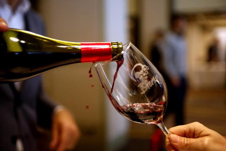 jornada vinos del Bierzo en Hotel Palace de Madrid foto-raquel p. vieco